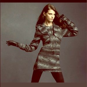 Karl Lagerfeld for Impulse cropped jacket